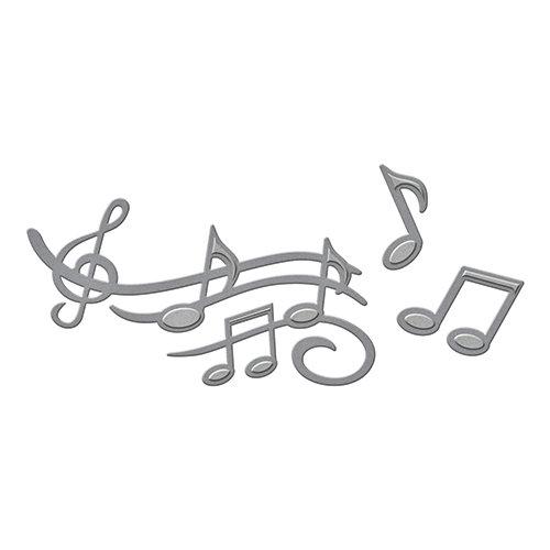 Spellbinders - D-Lites Die - Sing it Loud 1