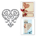Spellbinders Rebel Rose Untamed Heart Dies