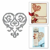 Spellbinders - Rebel Rose Collection - Dies - Untamed Heart
