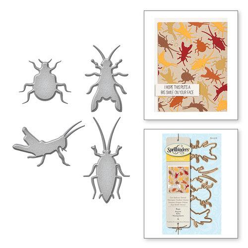 Spellbinders - D-Lites Die - Bugs