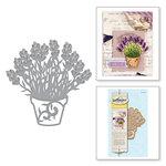 Spellbinders - D-Lites Die - Lavender Planter