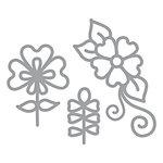 Spellbinders - D-Lites Die - Dainty Florals