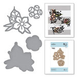 Spellbinders - Good Vibes Only Collection - Etched Dies - Petal'd Poetry