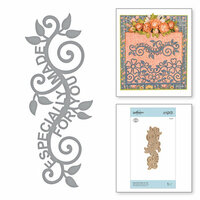 Spellbinders - Blooming Garden Collection - Etched Dies - Especially Made for You