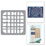 Spellbinders - The Altered Page Collection - Etched Dies - Pathways