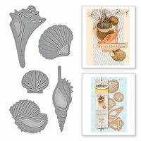 Spellbinders - D-Lites Die - Sea Shells