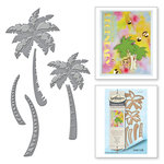 Spellbinders - Tropical Paradise Collection - Dies - Palm Trees