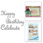 Spellbinders - Joyous Celebrations Collection - Dies - Sentiments