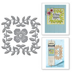 Spellbinders - Joyous Celebrations Collection - Dies - Border Flower