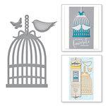 Spellbinders - D-Lites Die - Bird Cage