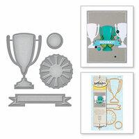 Spellbinders - D-Lites Die - Trophy