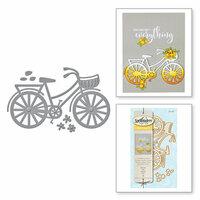 Spellbinders - D-Lites Die - Bicycle