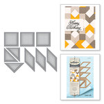 Spellbinders - Quilt-It Collection - D-Lites Die - Star