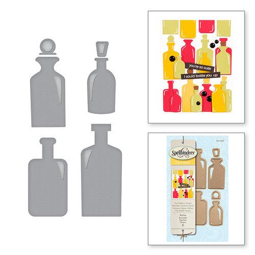 Spellbinders - D-Lites Die - Bottles
