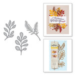Spellbinders - D-Lites Die - Little Plants