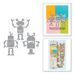 Spellbinders - D-Lites Die - Robots