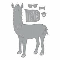 Spellbinders - D-Lites Die - Hip Llama