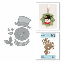 Spellbinders - Christmas - D-Lites Die - Snowman
