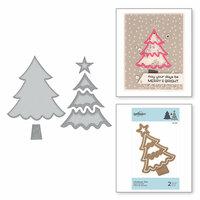 Spellbinders - D-Lites Die - Christmas Tree