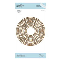 Spellbinders - Candlewick Classics Collection - Etched Dies - Circles