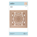 Spellbinders - Flourished Fretwork Collection - Etched Dies - Richelieu Square