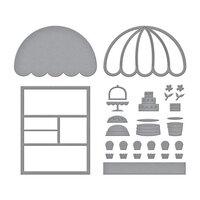 Spellbinders - Sweet Street Collection - Dies - The Sweet Shoppe