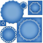 Spellbinders - Nestabilities Collection - Die - Majestic Elements - Majestic Circles