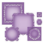 Spellbinders - Nestabilities Collection - Die - Majestic Elements - Majestic Squares