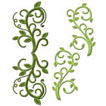 Spellbinders - Shapeabilities Collection - Die - Foliage Flourish