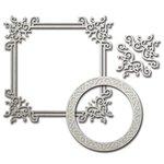 Spellbinders - Shapeabilities - Die - Decorative Frames