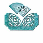 Spellbinders - Shapeabilities Collection - Die - Arched Elegance Pocket