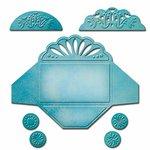 Spellbinders - Shapeabilities Collection - Die - Mini Envelope Three
