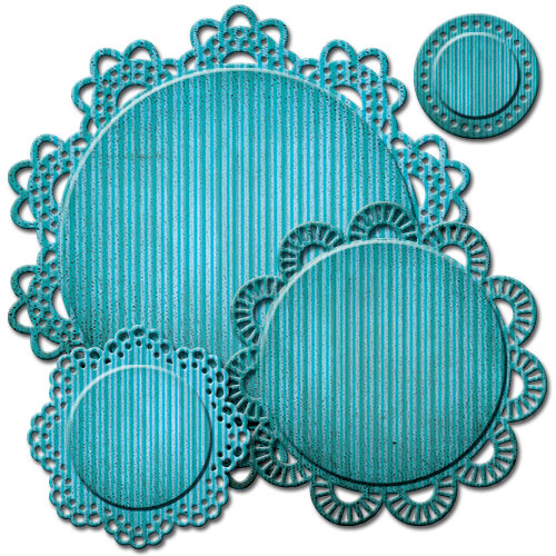 Spellbinders - Nestabilities Collection - Die - Circle Delight