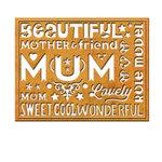 Spellbinders - Die - Card Creator - Wonderful Mum