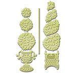 Spellbinders - Shapeabilities Collection - Die - Topiary Treasures
