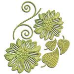 Spellbinders - Shapeabilities Collection - Die - Romantic Blooms Two