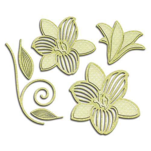 Spellbinders - Shapeabilities Collection - Die - Romantic Blooms Three