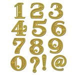 Spellbinders - Shapeabilities Collection - Die - Victorian Numbers
