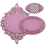 Spellbinders - Nestabilities Collection - Die - Majestic Oval