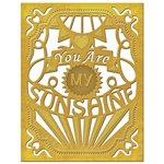 Spellbinders - Die - Card Creator - My Sunshine