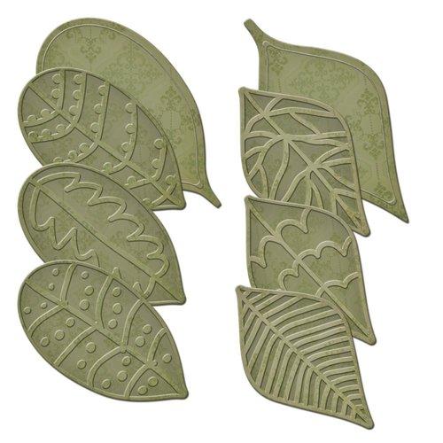 Spellbinders - Shapeabilities Collection - Die - Leaves