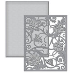 Spellbinders - Renaissance Collection - Card Creator - Die - Acanthus Leaf