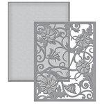 Spellbinders - Renaissance Collection - Card Creator - Die - Acanthus Leaf