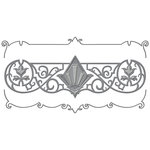 Spellbinders - Art Deco Collection - Shapeabilities Die - Deco Duality