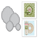 Spellbinders - Classic Collection - Nestabilities Die - Labels 33