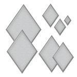Spellbinders - Art Deco Collection - Nestabilities Die - Ritz Labels