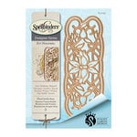 Spellbinders - Art Nuveau Collection - Shapeabilities Die - Floral Swirls Strip