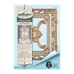 Spellbinders - Art Nuveau Collection - Nestabilities Die - Waterlilies Decorative Accent