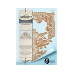 Spellbinders - Art Nuveau Collection - Shapeabilities Die - Sea Life Accents