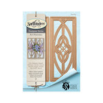 Spellbinders - Art Nuveau Collection - Card Creator - Die - Metro Style Gatefold